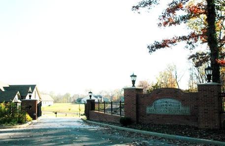 Madison Summit Clarksville Tn Luxury Homes Gated Community